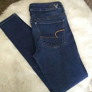 American Eagle Jegging Super Stretch Skinny Jeans